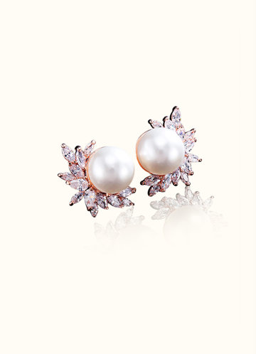 back_Elle Crystal and Pearl Statement Earrings