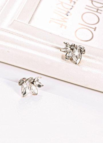 back_Simply Love Crystal Earrings