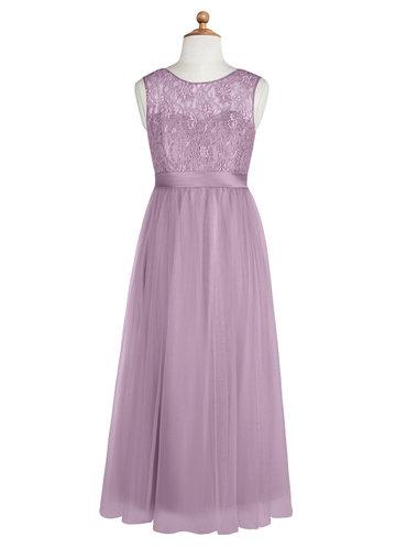 Azazie Georgette Junior Bridesmaid Dress