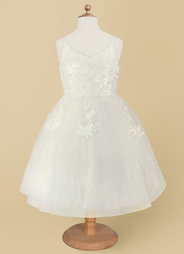 front_Azazie Austyn Flower Girl Dress