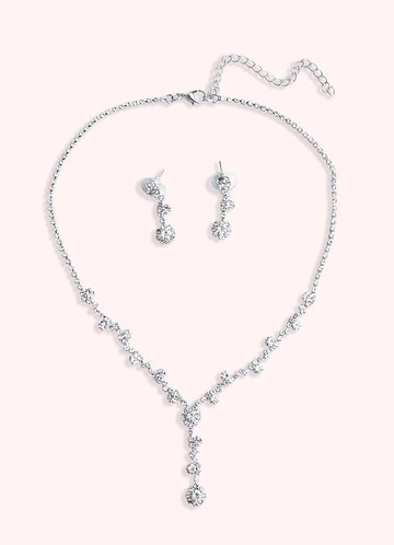 front_Simple And Exquisite Jewelry Set
