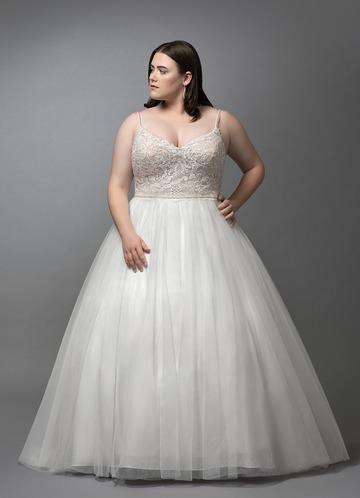 White Wedding Dresses | White Bridal Gowns - Azazie