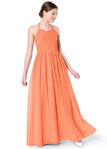 Azazie Cora Junior Bridesmaid Dress