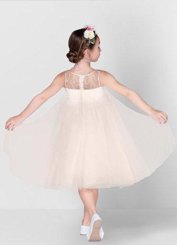 back_Azazie Hava Flower Girl Dress