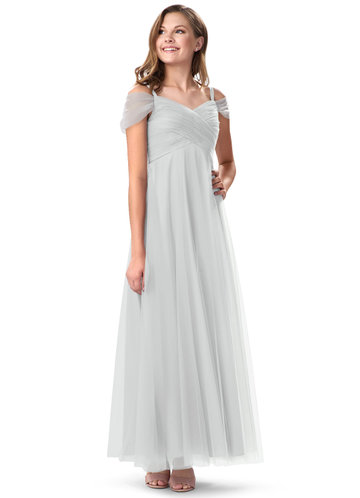 Azazie Jeyne Junior Bridesmaid Dress
