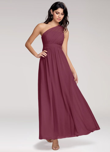 Magical Day Mulberry Maxi Dress
