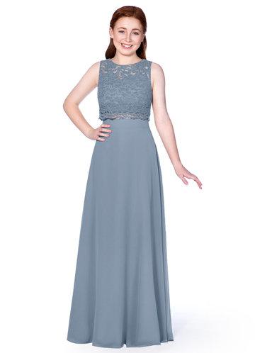 Azazie Shae Junior Bridesmaid Dress