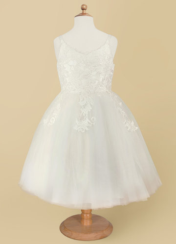 Azazie Austyn Flower Girl Dress