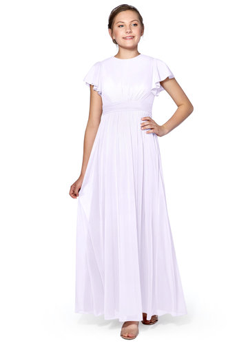 Azazie Mosley Junior Bridesmaid Dress