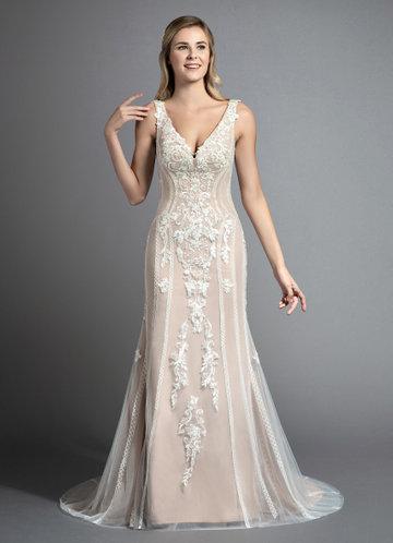 Azazie Ripley Wedding Dress