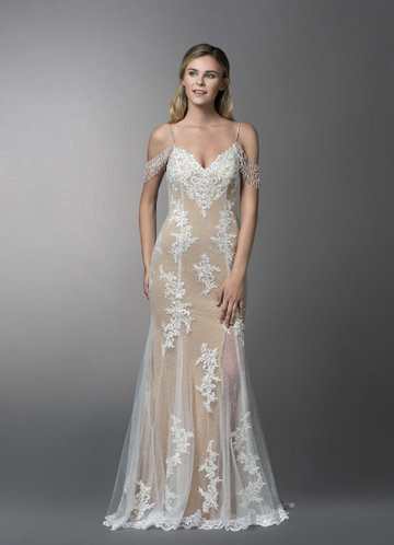 Azazie Saskia Wedding Dress