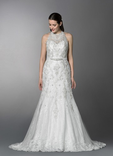 Azazie Estelle Wedding Dress
