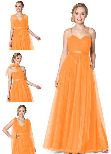 Azazie Hallie Bridesmaid Dress