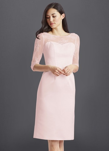 Blushing Pink Wedding Dresses - Bridal Gowns | Azazie