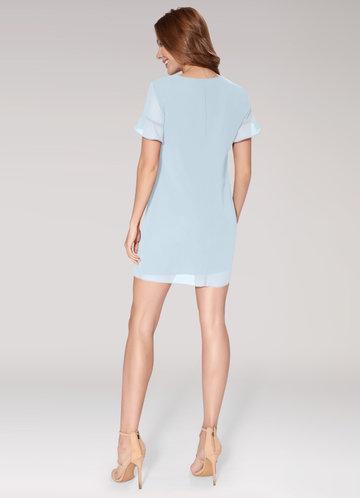 back_Sunlight {Color} Mini Dress