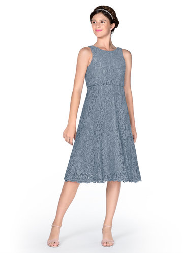 Azazie Kiara Junior Bridesmaid Dress