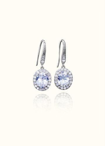 back_Olivia Crystal Drop Earrings