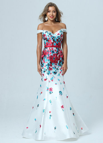 front_AZ Passion Petals Prom Dress