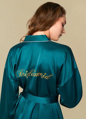 back_Pre-Wedding Bridesmaid Robe