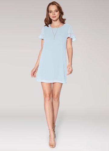 front_Sunlight {Color} Mini Dress