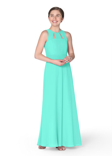 Azazie Kai Junior Bridesmaid Dress