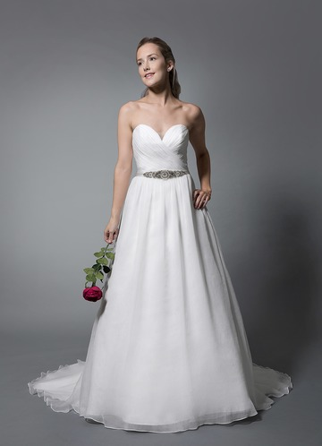 Azazie Dia Wedding Dress