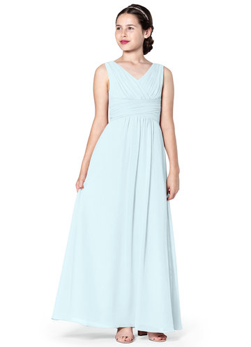 Azazie Emersyn Junior Bridesmaid Dress