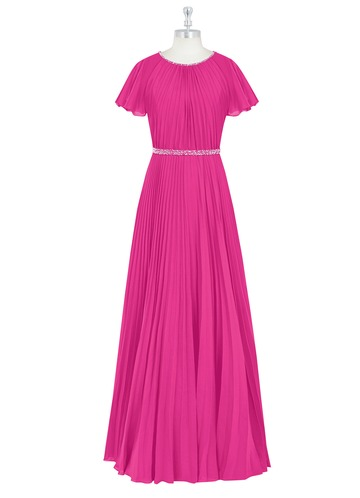 Azazie Kara Modest Bridesmaid Dress