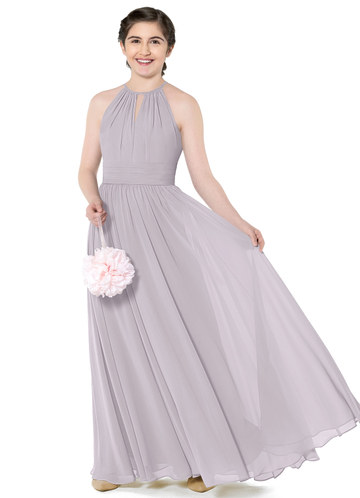 e57924da633 Azazie Cherish Junior Bridesmaid Dress ...