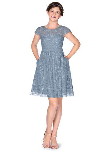Azazie Ollie Junior Bridesmaid Dress