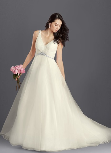 Azazie Delilah Wedding Dress