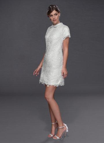 Azazie Audrina Wedding Dress