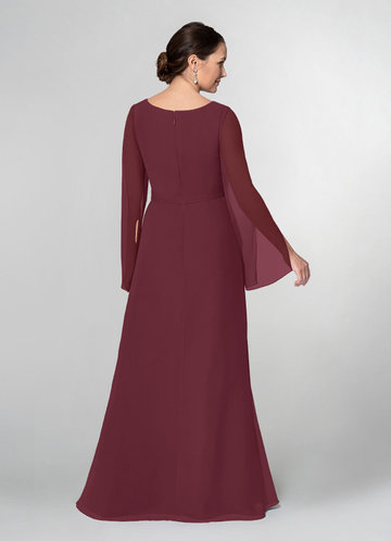 e5a43cc1972 ... Azazie Belinda Mother of the Bride Dress. Plus Size Available