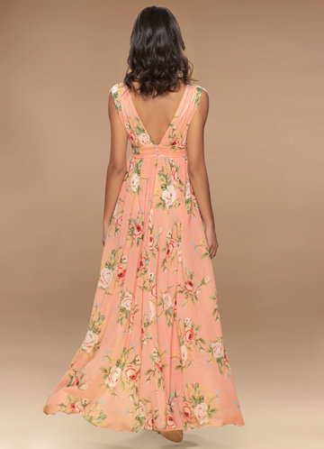 back_Blush Mark Versailles {Color} Maxi Dress