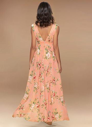 back_Blush Mark Versailles {Color} Maxi Dress