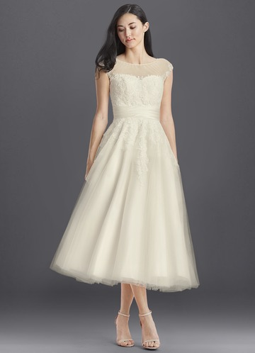 Azazie Judy Wedding Dress