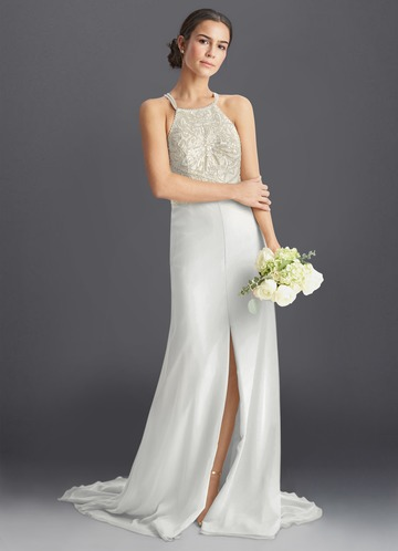 Azazie Isadora Wedding Dress