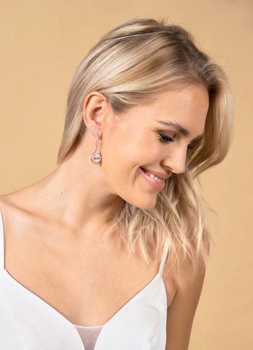 back_Classic Teardrop Earrings
