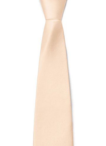 front_Gentlemen's Collection Boy's Matte Satin Neck Tie