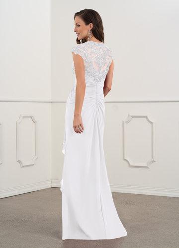 back_Azazie Birdie Mother of the Bride Dress