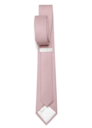 back_Gentlemen's Collection Boy's Matte Satin Neck Tie