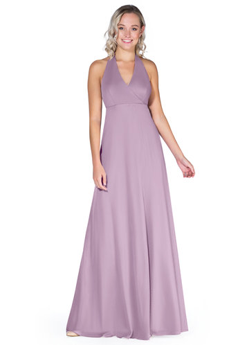Azazie Auburn Bridesmaid Dress