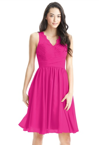 Azazie Heloise Bridesmaid Dress