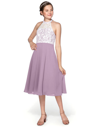 Azazie Muriel Junior Bridesmaid Dress