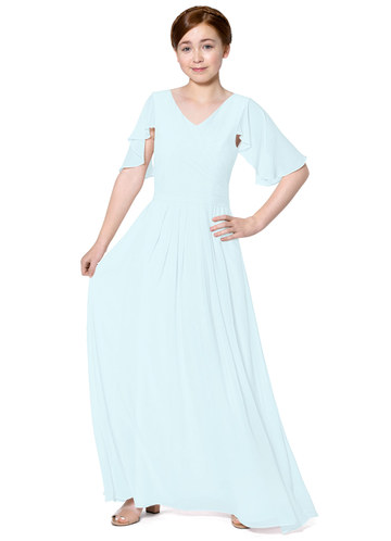 Azazie Alexa Junior Bridesmaid Dress