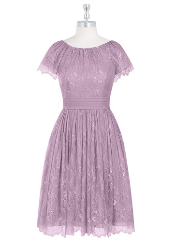 Azazie Phoebe Modest Bridesmaid Dress