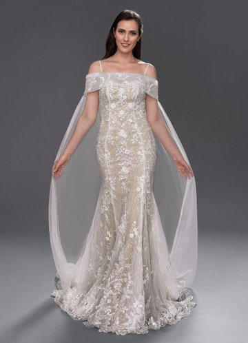 Azazie Amour Wedding Dress