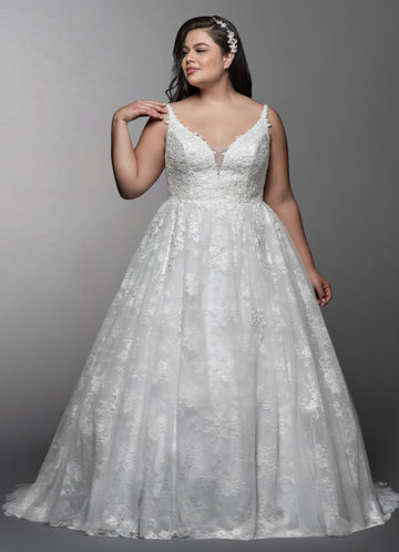 Azazie Jolene Wedding Dress