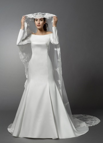 Azazie Marlin Wedding Dress