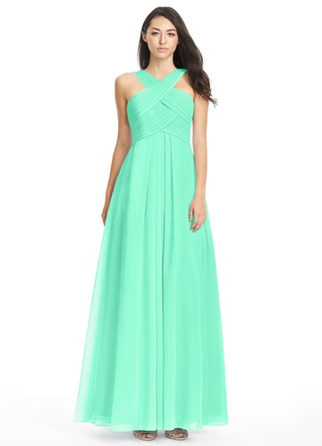 Turquoise Bridesmaid Dresses | Azazie